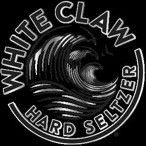 White Claw Black Logo